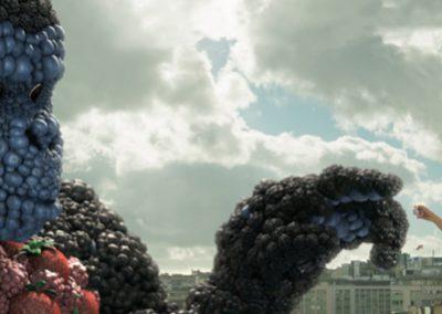 YOPLAIT King Kong