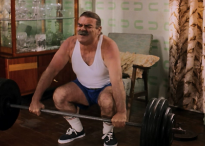 DERO Muscle