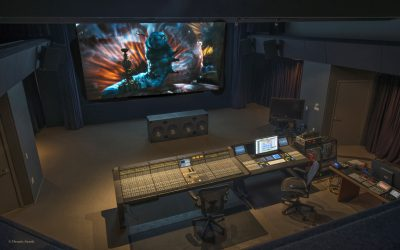 Dolby Mixing
